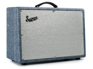 Supro Dual-tone Amplifier-SOLD