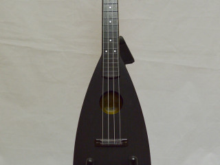 Magic Fluke Ukulele black