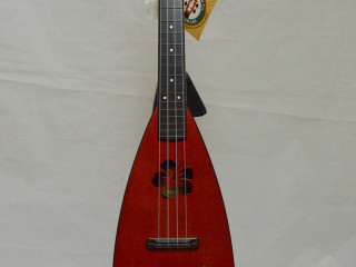 Magic Fluke Ukulele red $215