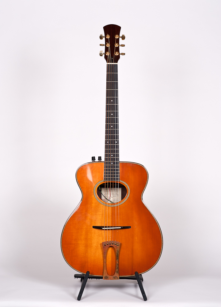 Sobell Archtop Model 3 front