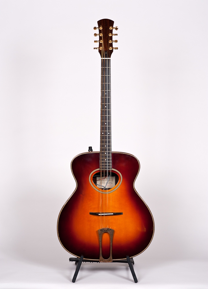 "Sobell ""Bouzouki-Guitar"" Bouzar - used"