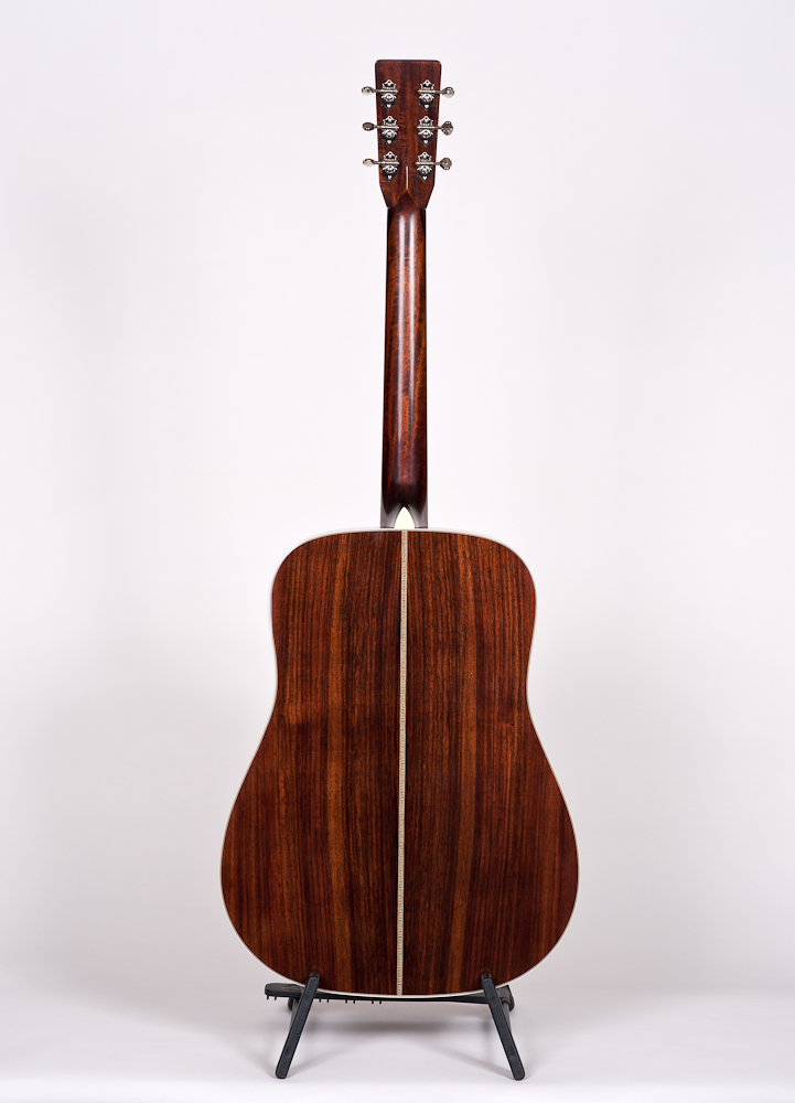 Eastman E-20 D sunburst square shoulder