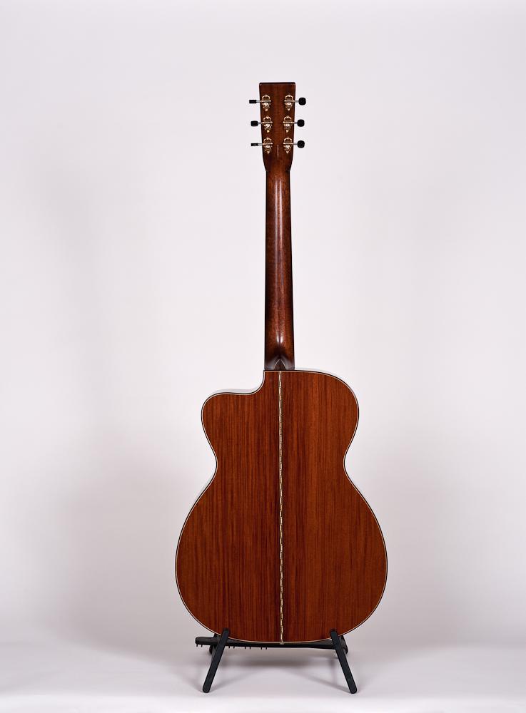Bourgeois Custom OMC Pao Rosewood/Italian Spruce