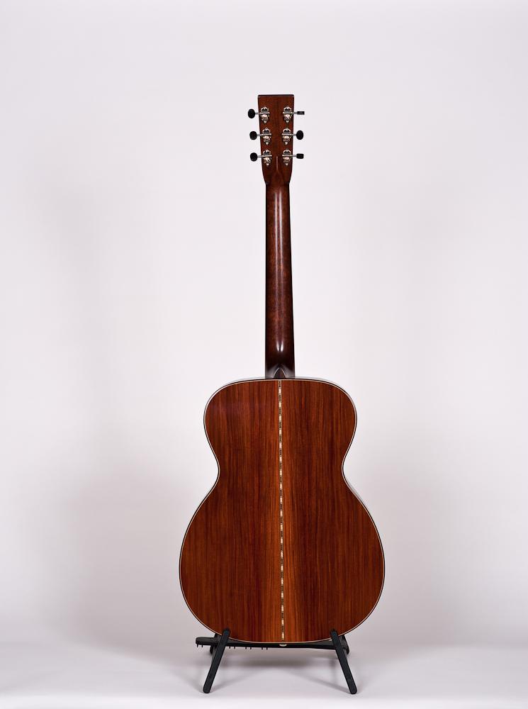 Bourgeois Custom 00 Pao Rosewood/Italian Spruce - new