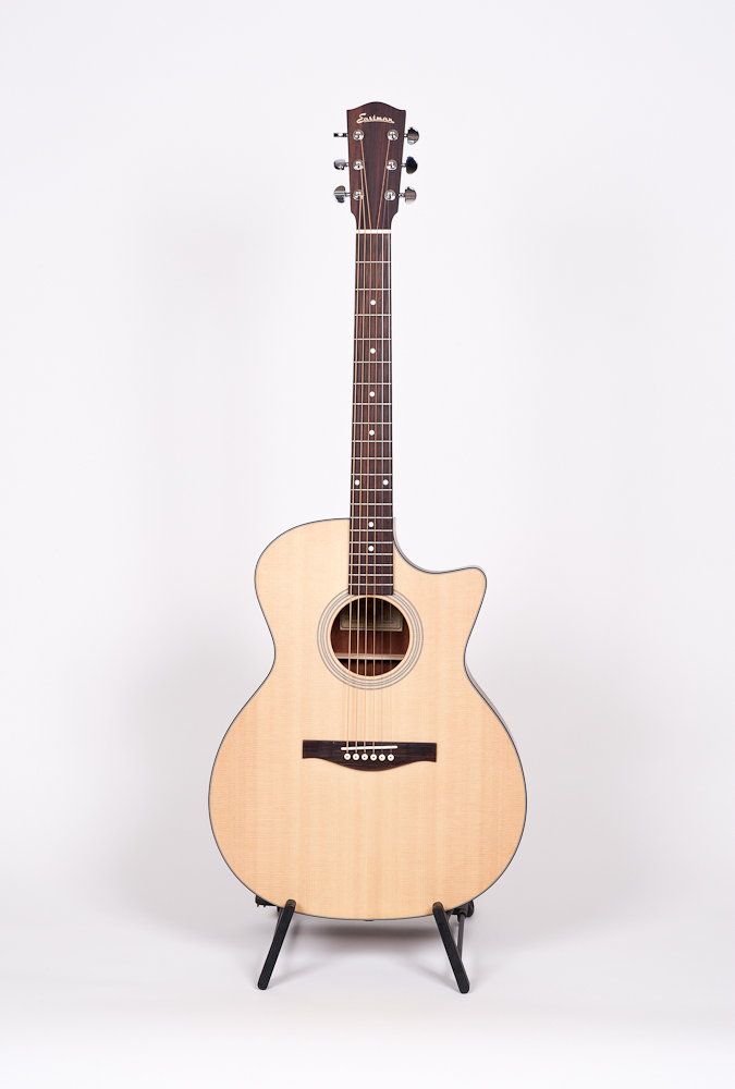 Eastman AC122 CE front