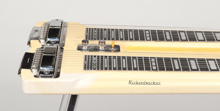 Rickenbacker Double Eight Steel Guitar