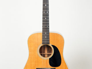 Martin D-28 (1968) Brazilain Back and Sides – SOLD
