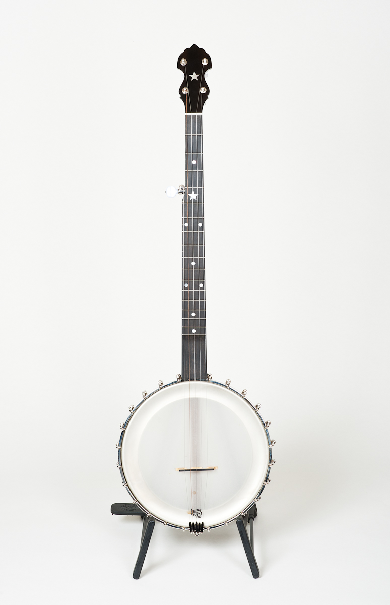 Bart Reiter Open-back Banjo