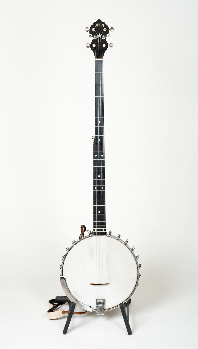 GuitarVista Vega Pete Seeger Banjo @late 1960's $2785