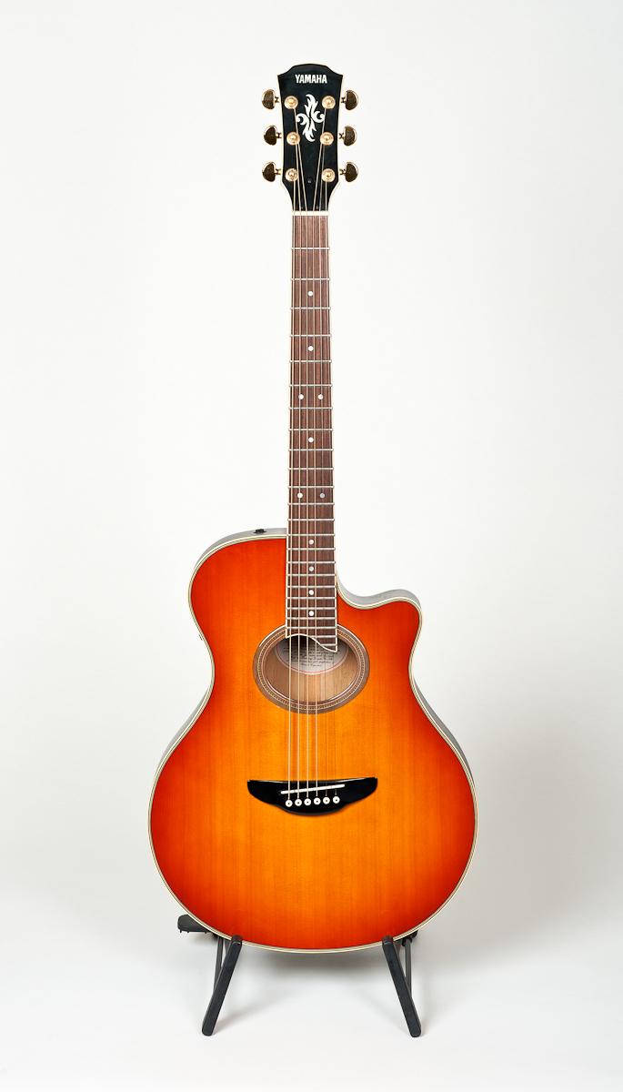 Guitarvista yamaha apx 7 used 395 guitarvista for Apx guitar yamaha