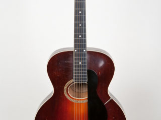 Gibson L-4 (1928)  Adopted by SS