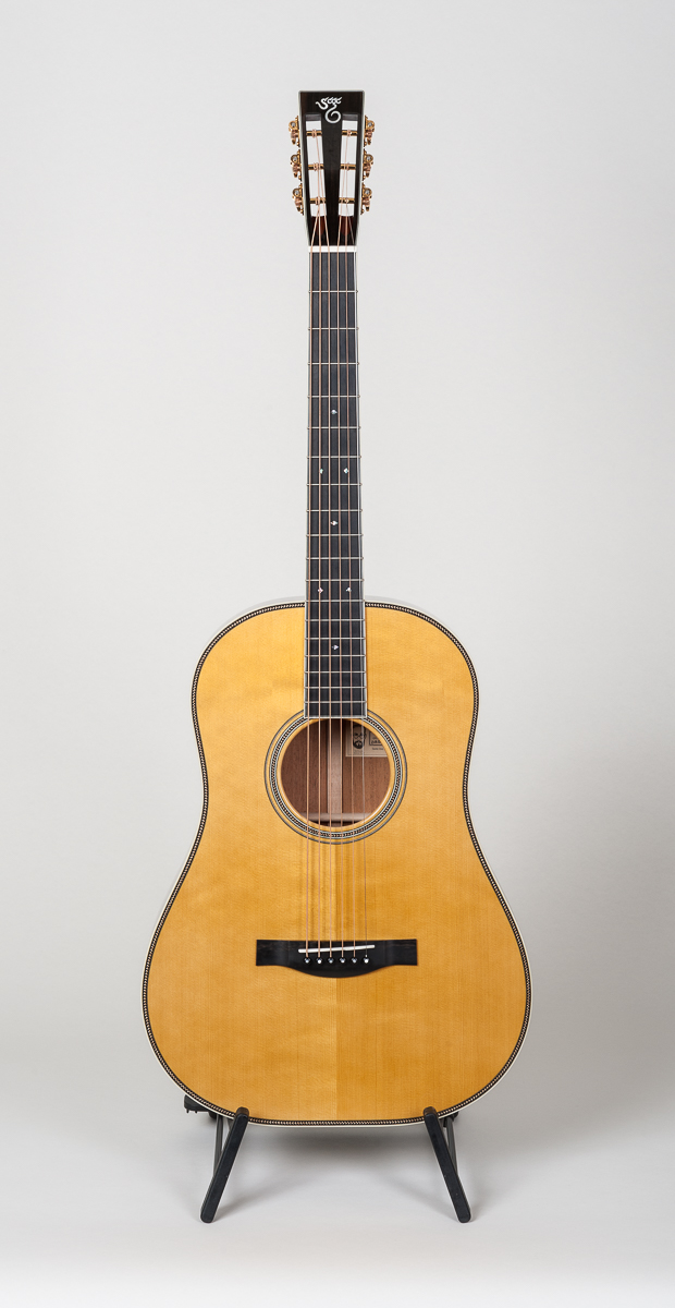 Santa Cruz Guitar Co. DBB Baritone