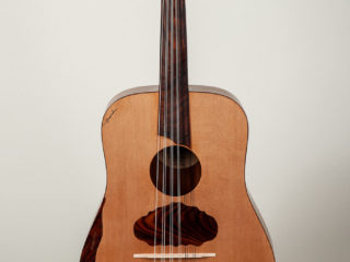 'Golden Eye' Dreadnought Oud $1599