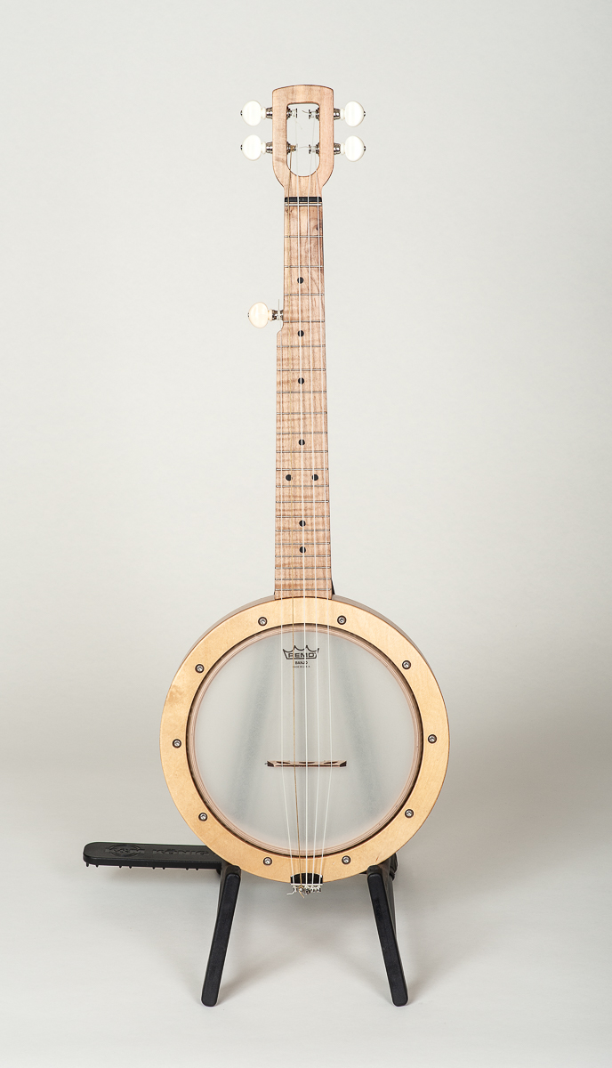 Magic Fluke 5-string Banjo/Uke