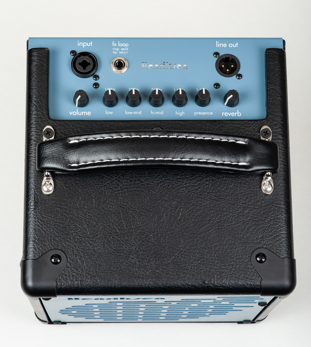Henriksen Blu Amplifier
