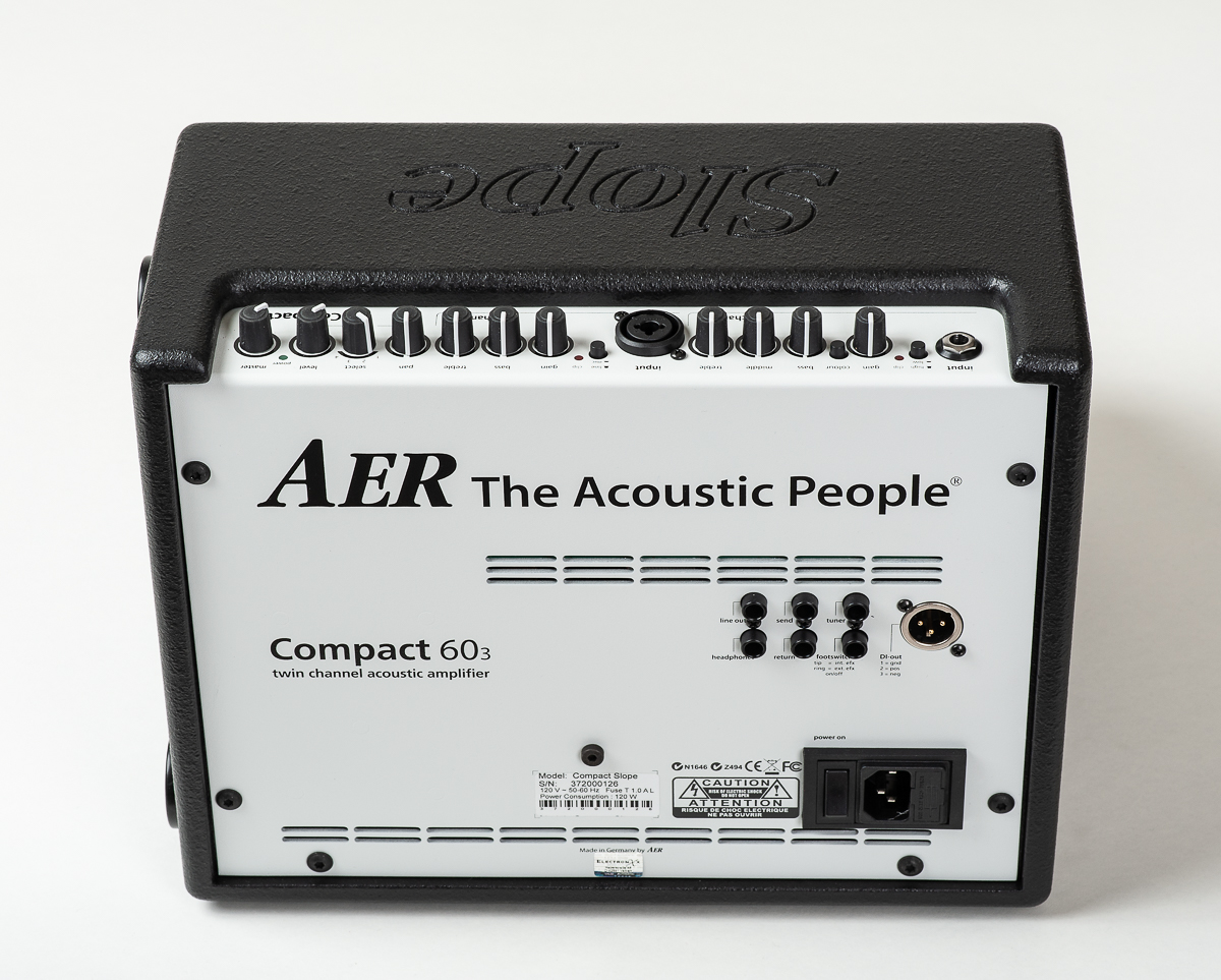 AER Slope Amplifier