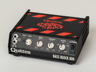 Quilter Bass Block 800 Head ON HOLD