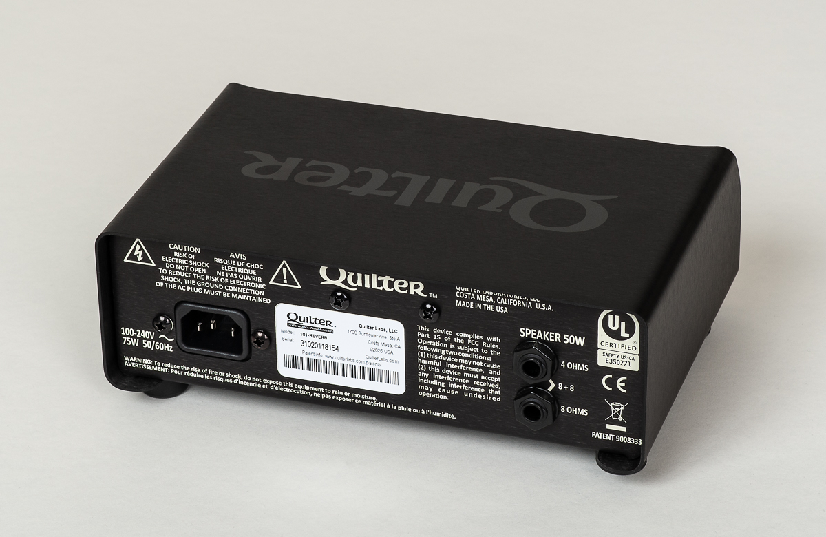 Quilter 101 Reverb Head